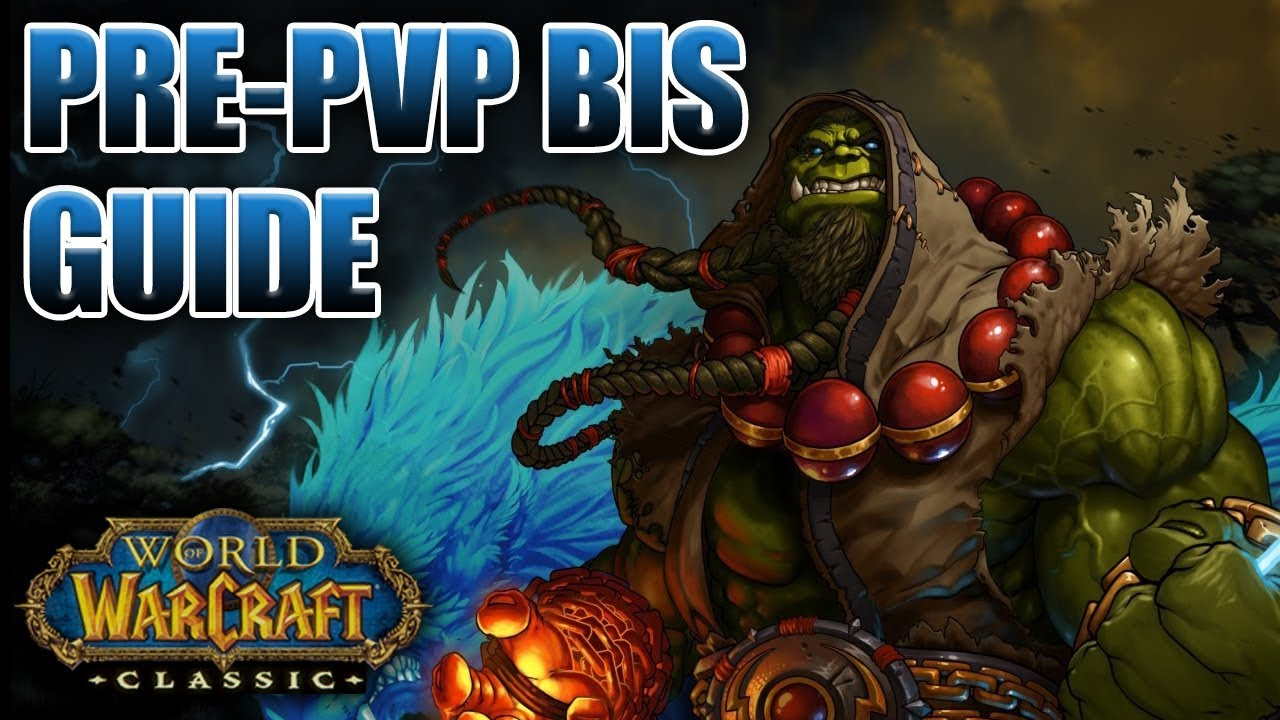 Classic wow bis 2019