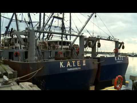 SKYDEX Shark Skin Deck For Commercial Fishing Vessels
