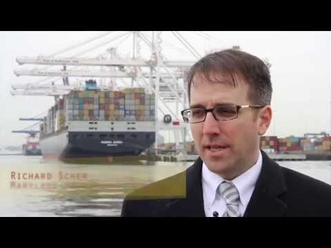 Port of Baltimore's impact on Maryland's economy