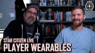 Star Citizen Live: Player Wearables