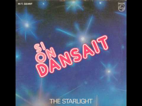 J-P MASSIERA (1983): THE STARLIGHT - Si on dansait