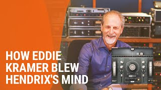 Artificial Double-Tracking   Eddie Kramer Mixing Masterclass