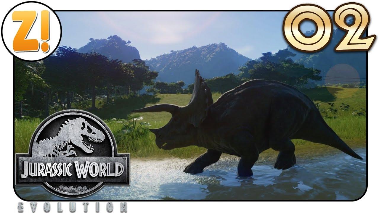 JuraГџic World Evolution LetS Play Deutsch