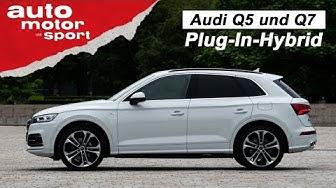 Audi Q5 und Q7 als Plug-In-Hybrid: Die Alternative zum Diesel-SUV? | auto motor und sport