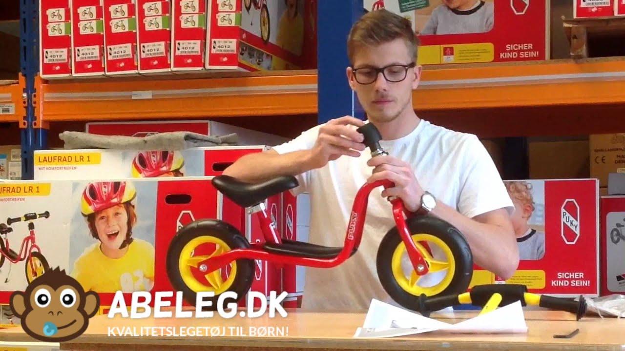 Tidssvarende ABELEG.DK - PUKY Samlevejledning - YouTube ZW-83