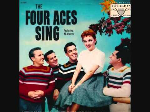 The Four Aces - I Only Know I Love You (1956)