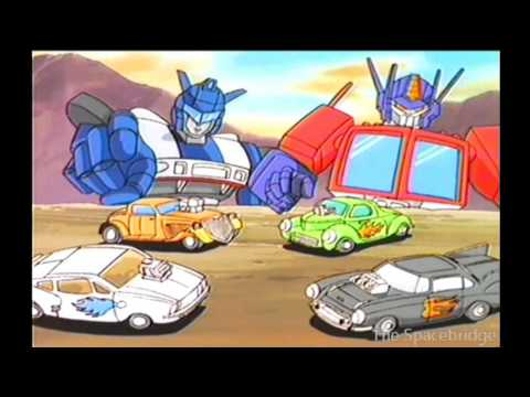 Transformers Micromasters Toy Commercials Adverts Best Quality from master tape