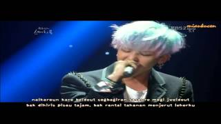 GDragon ft. Minzy - Missing You (MALAY SUB) Mp3