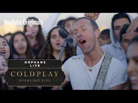 Coldplay - Orphans (Live In Jordan)