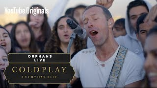 Download lagu Coldplay - Orphans (Live In Jordan)