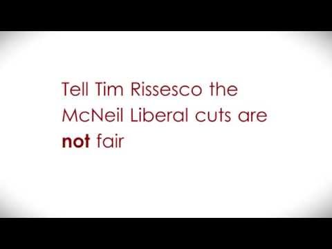NS Liberal Candidate: The Cuts are Fair
