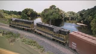 2 rail O Scale 2017