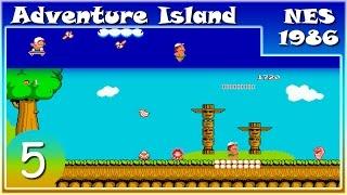 ПРОХОЖДЕНИЕ Adventure Island 5 9 Ни шагу назад