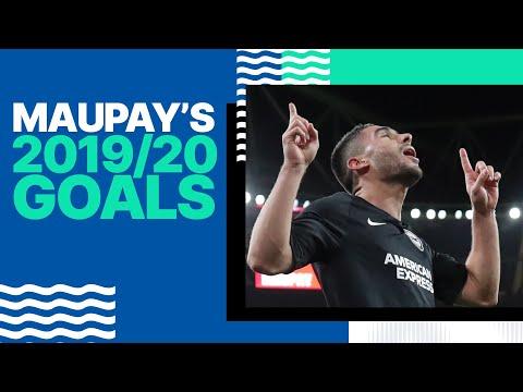 Neal Maupay's 2019/20 Premier League Goals