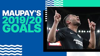 Neal Maupay's 2019/20 Premier League Goals