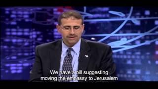 Lior Schleien - American Ambassador Dan Shapiro interview