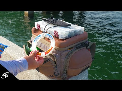 What's In My Saltwater Fishing Tackle Box? 2019