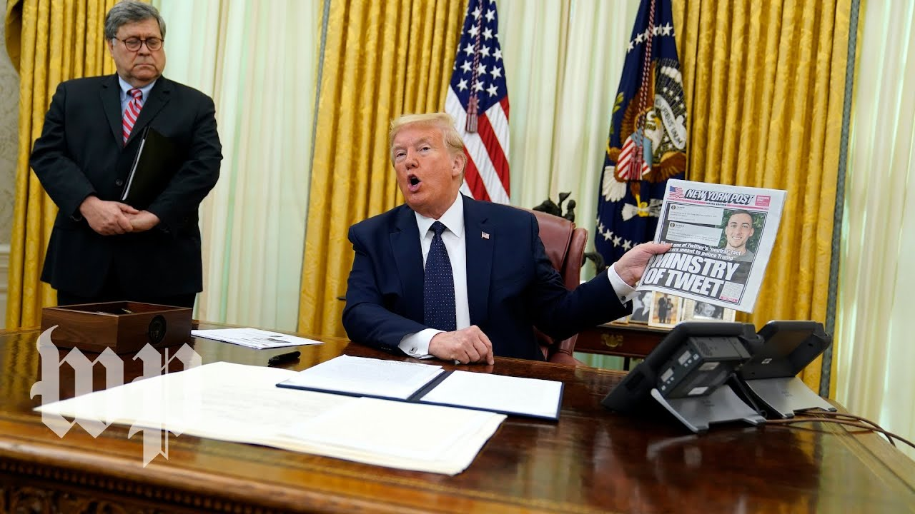 Trump wants Section 230 'terminated': All about the law which ...