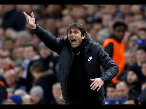 Chelsea FC boss Antonio Conte: 'One mistake vs FC Barcelona cost us'