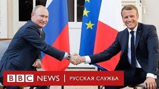 Протесты в Москве vs протесты в Париже: много ли общего?
