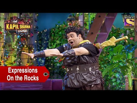 Baccha Yadav's Remarkable Expressions - The Kapil Sharma Show