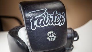 Fairtex TGO3 Bag Gloves Unboxing & Review!