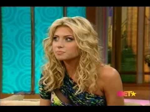 Aly Michalka on The Wendy Williams Show 9/16/2010