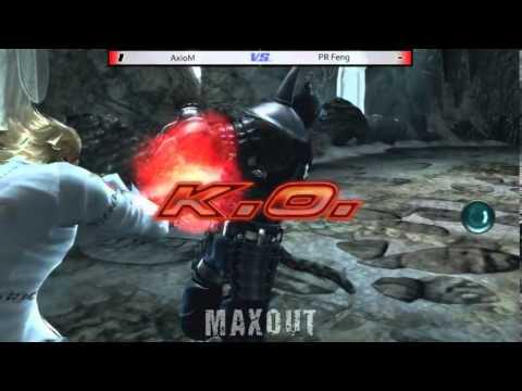 MAXOUT 1182014  Tekken Tag 2 AxioM and PR Feng Money Match  Casuals