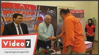 بالفيديو .. النادي الأهلي يعالج 5 آلاف عضو من المياه البيضاء