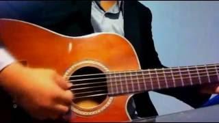 Con đường xưa em đi - Guitar Bolero