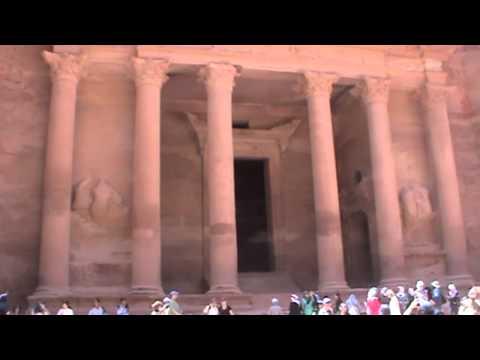Ancient marvels in Petra