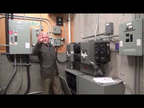 8. Energy House Tour - Northern Lights College in Dawson Creek-Green Energy Futures