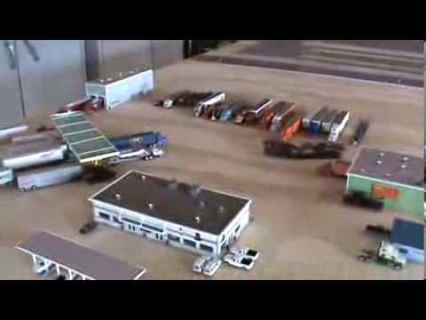 N Scale Future Truck Stop Doovi