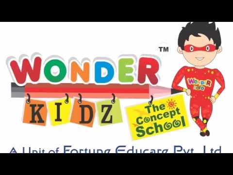 "WONDER KIDZ ""THE CONCEPT SCHOOL"""