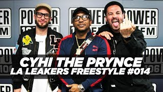 Cyhi The Prynce Freestyle With The LA Leakers | #Freestyle #014