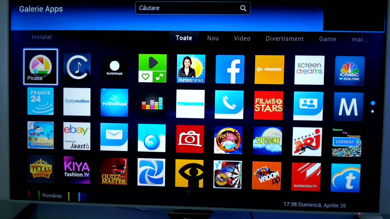 Smart Tv With Android Philips 48pfs8209 Review Youtube