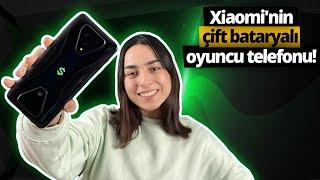 Xiaomi Black Shark 3 kutu açılışı! - Çift bataryalı oyuncu telefonu!