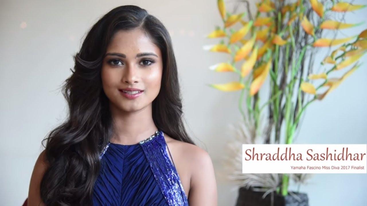 61b8c4a38f45 Introducing Shraddha Shashidhar Yamaha Fascino Miss Diva 2017 Finalist