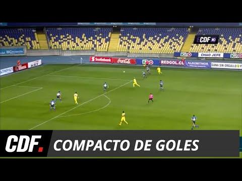 U. de Concepción 2 - 0 Everton   Torneo Scotiabank 2018 Décima Fecha   CDF
