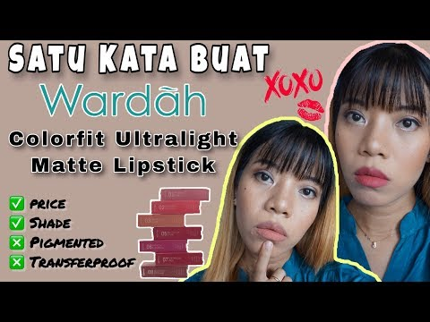 cukup-tau!!-review-wardah-colorfit-ultralight-matte-lipstick---elizabeth-dea