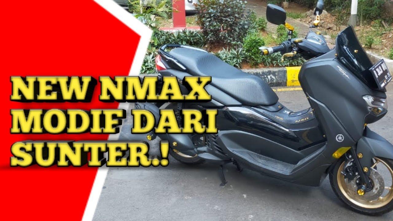Modifikasi Nmax 2020 2021