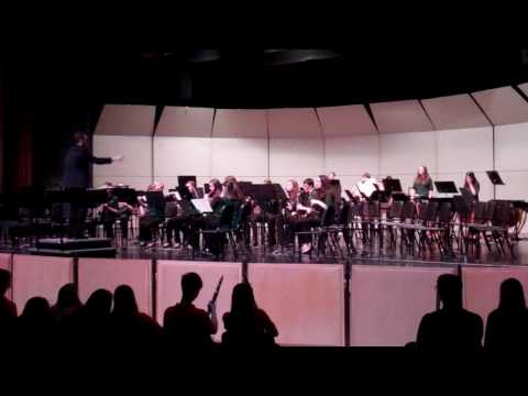 Suite for Winds and Percussion by Timothy Broege - Tipler Middle School 8th Grade Band