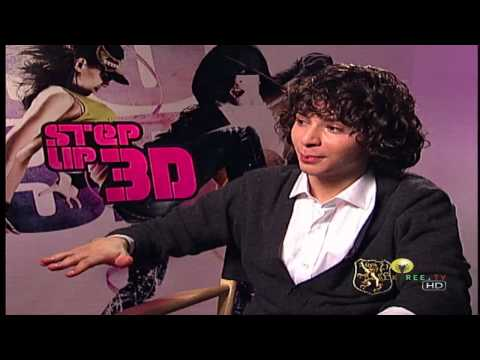 "Adam ""Moose"" Sevani EXCLUSIVE interview for Step Up 3D"