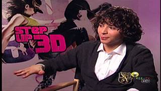 """Adam """"Moose"""" Sevani EXCLUSIVE interview for Step Up 3D"""