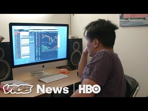 What It's Like To Be Absolutely Obsessed With Bitcoin (HBO)