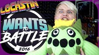 Lockstin WANTS TO BATTLE! | 2016 Pokemon Tag