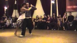 "Biezenmortel Tango Festival, Marisa van Andel & Oliver Koch ""Andrajos"" R.Biagi"
