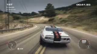 GRID 2 Chevrolet Corvette in California PC Max Settings Part 4 !!  HD Gameplay  / NO PS3 XBOX360