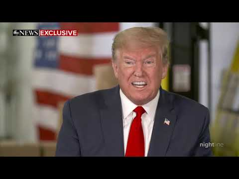 Trump on reopening the country amid potential COVID-19 risks, From YouTubeVideos