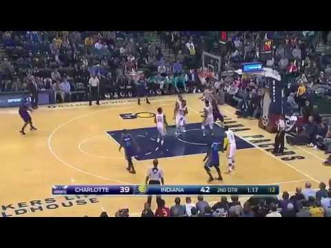 Hornets vs Pacers Highlights March 15, 2017 2016 17 NBA Season